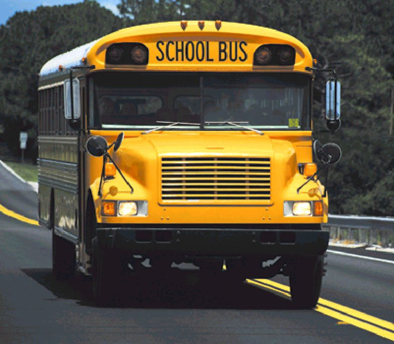 NC School Bus Accident